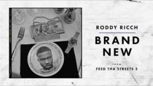 Roddy Ricch - Brand New